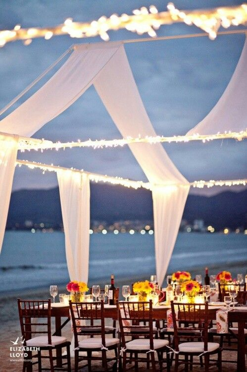 Wedding Philippines - 33 Breathtaking Beach Waterfront Wedding Reception Venue Ideas (22)
