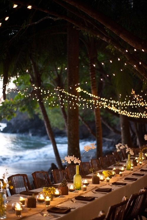 Wedding Philippines - 33 Breathtaking Beach Waterfront Wedding Reception Venue Ideas (23)