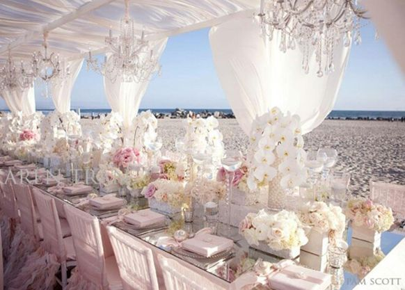 Wedding Philippines - 33 Breathtaking Beach Waterfront Wedding Reception Venue Ideas (24)