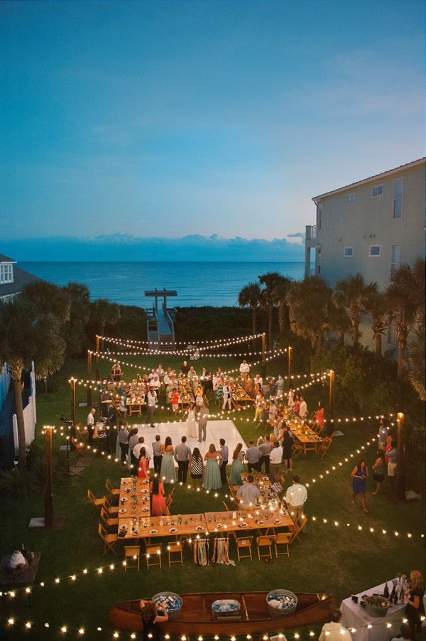 Wedding Philippines - 33 Breathtaking Beach Waterfront Wedding Reception Venue Ideas (25)