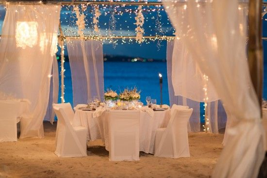Wedding Philippines - 33 Breathtaking Beach Waterfront Wedding Reception Venue Ideas (27)