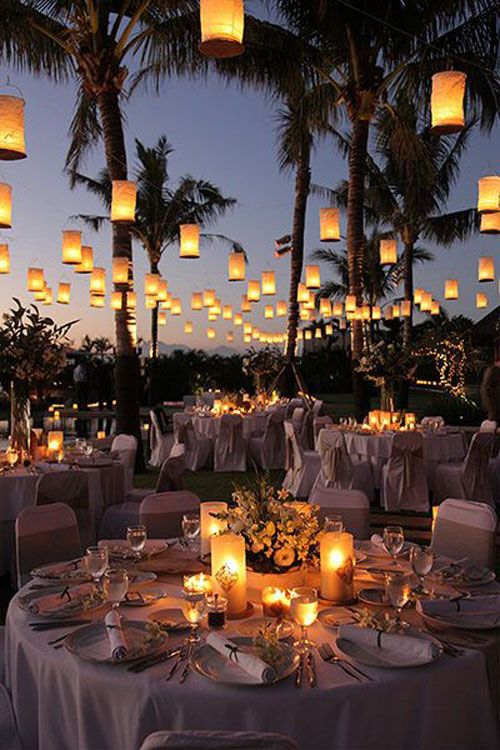 Wedding Philippines - 33 Breathtaking Beach Waterfront Wedding Reception Venue Ideas (28)