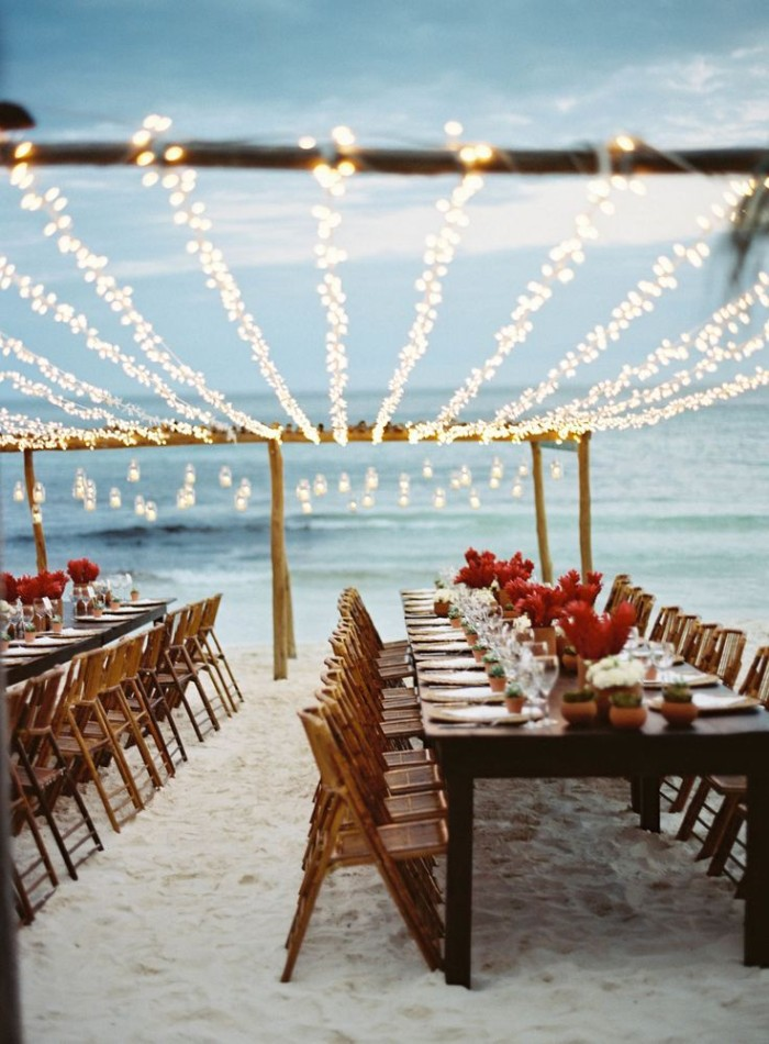 Wedding Philippines - 33 Breathtaking Beach Waterfront Wedding Reception Venue Ideas (33)