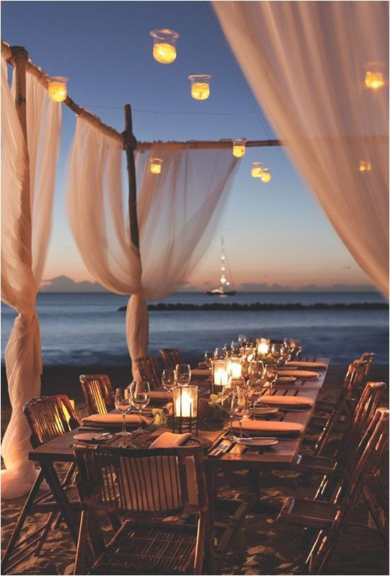 Wedding Philippines - 33 Breathtaking Beach Waterfront Wedding Reception Venue Ideas (5)
