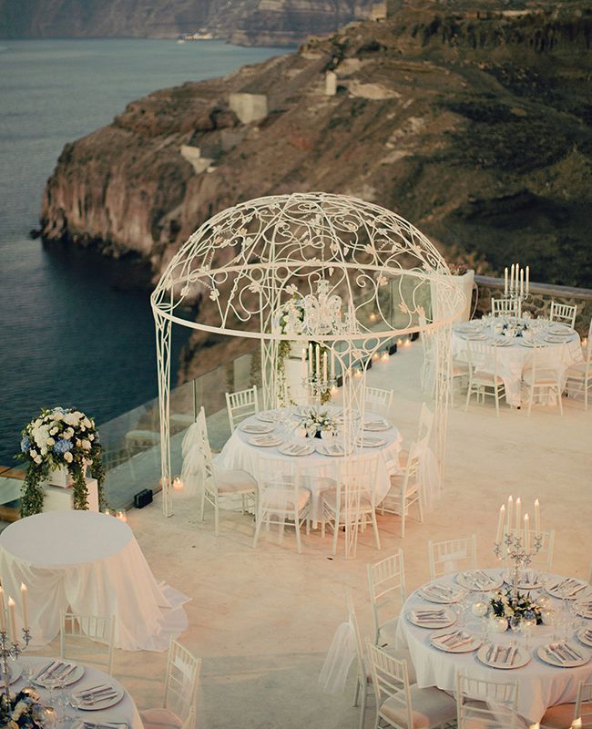 Beach Wedding Reception Ideas: 33 Breathtaking Beach Waterfront Wedding Reception Ideas