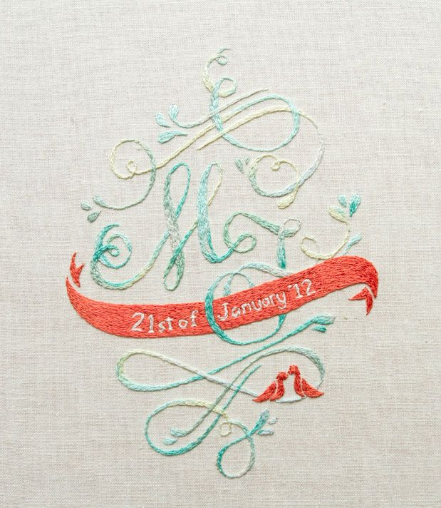 Wedding Philippines - 16 Enchanting Embroidered Wedding Invitations (11)