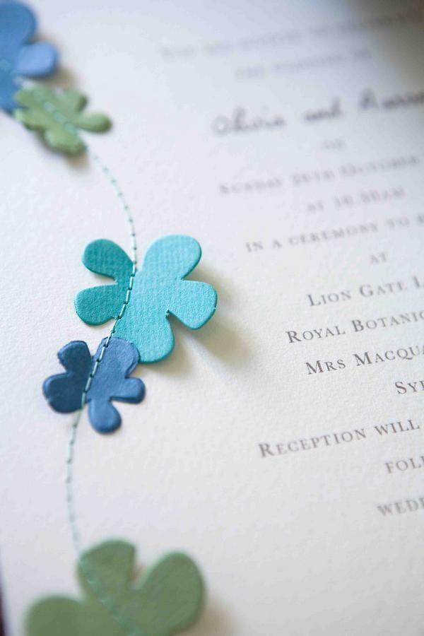 Wedding Philippines - 16 Enchanting Embroidered Wedding Invitations (3)