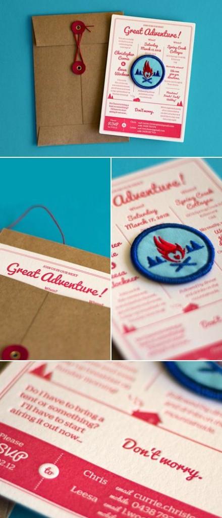 Wedding Philippines - 16 Enchanting Embroidered Wedding Invitations (8)