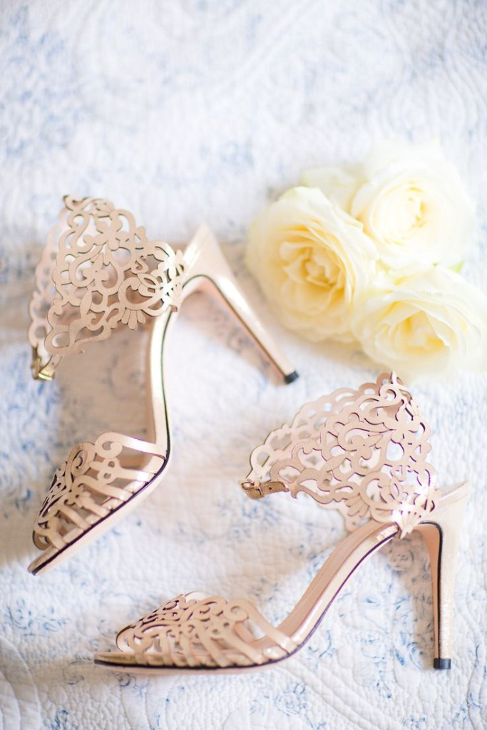 Wedding Philippines - 19 Elegant Laser Cut Wedding Shoes and Sandals (1)