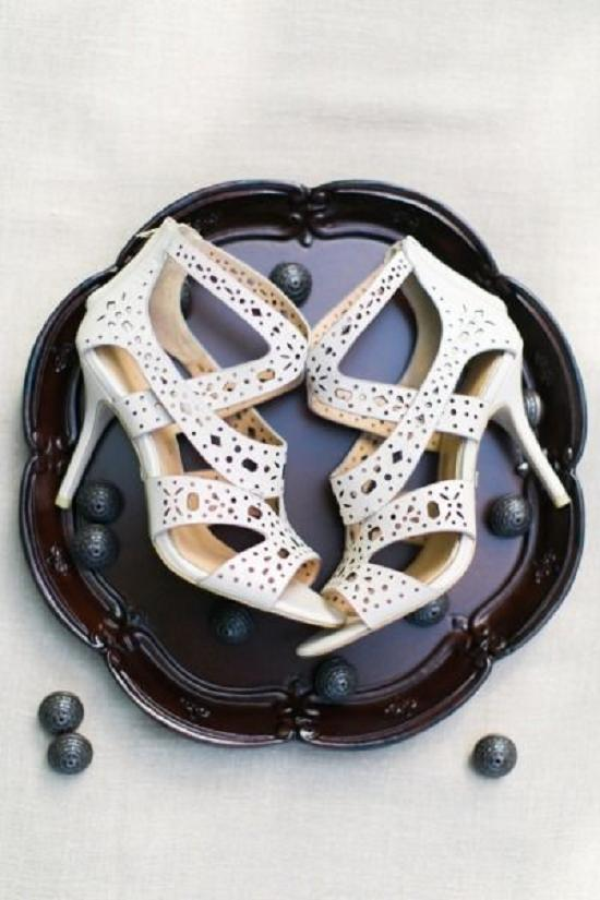 Wedding Philippines - 19 Elegant Laser Cut Wedding Shoes and Sandals (10)