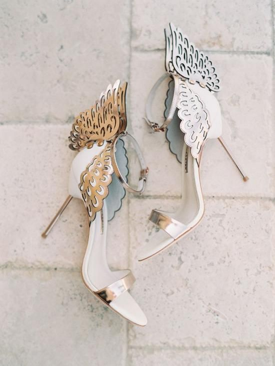 Wedding Philippines - 19 Elegant Laser Cut Wedding Shoes and Sandals (2)