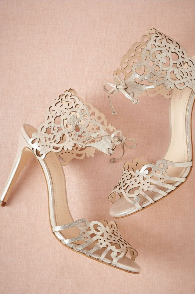 Wedding Philippines - 19 Elegant Laser Cut Wedding Shoes and Sandals (3)