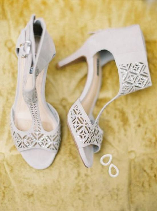 Wedding Philippines - 19 Elegant Laser Cut Wedding Shoes and Sandals (5)