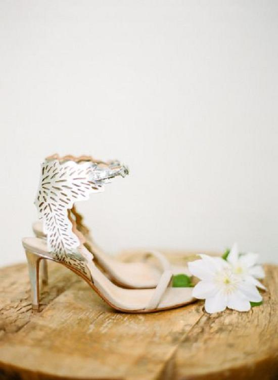 Wedding Philippines - 19 Elegant Laser Cut Wedding Shoes and Sandals (6)