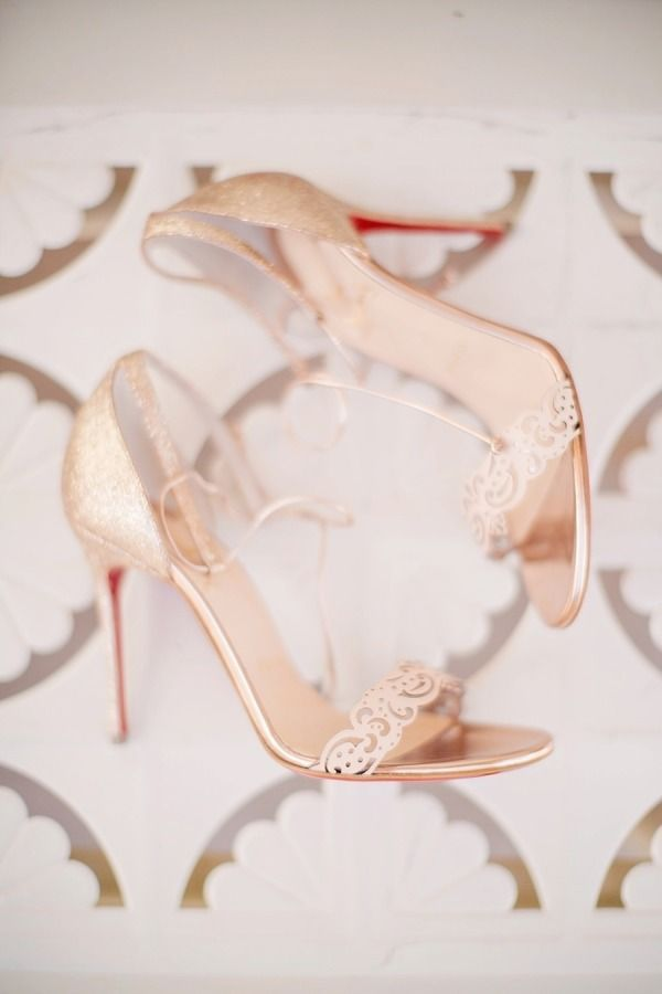 Wedding Philippines - 19 Elegant Laser Cut Wedding Shoes and Sandals (8)