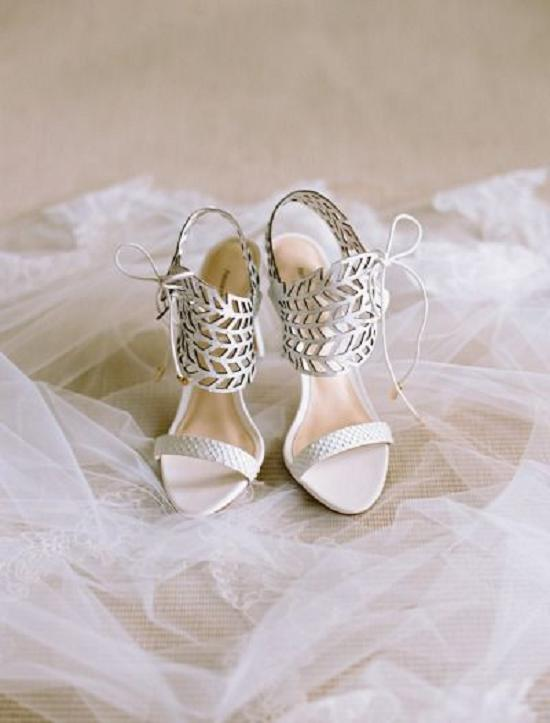 Wedding Philippines - 19 Elegant Laser Cut Wedding Shoes and Sandals (9)