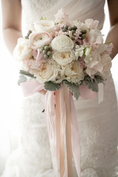 Wedding Philippines - 30 Stunning Mixed Pastel Wedding Bride Bouquet Flower Ideas (10)