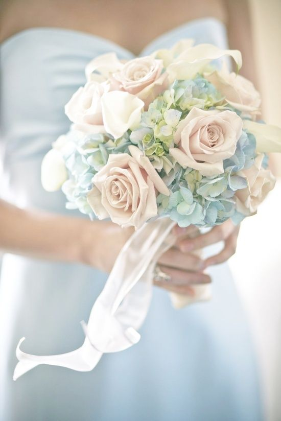 Wedding Philippines - 30 Stunning Mixed Pastel Wedding Bride Bouquet Flower Ideas (12)