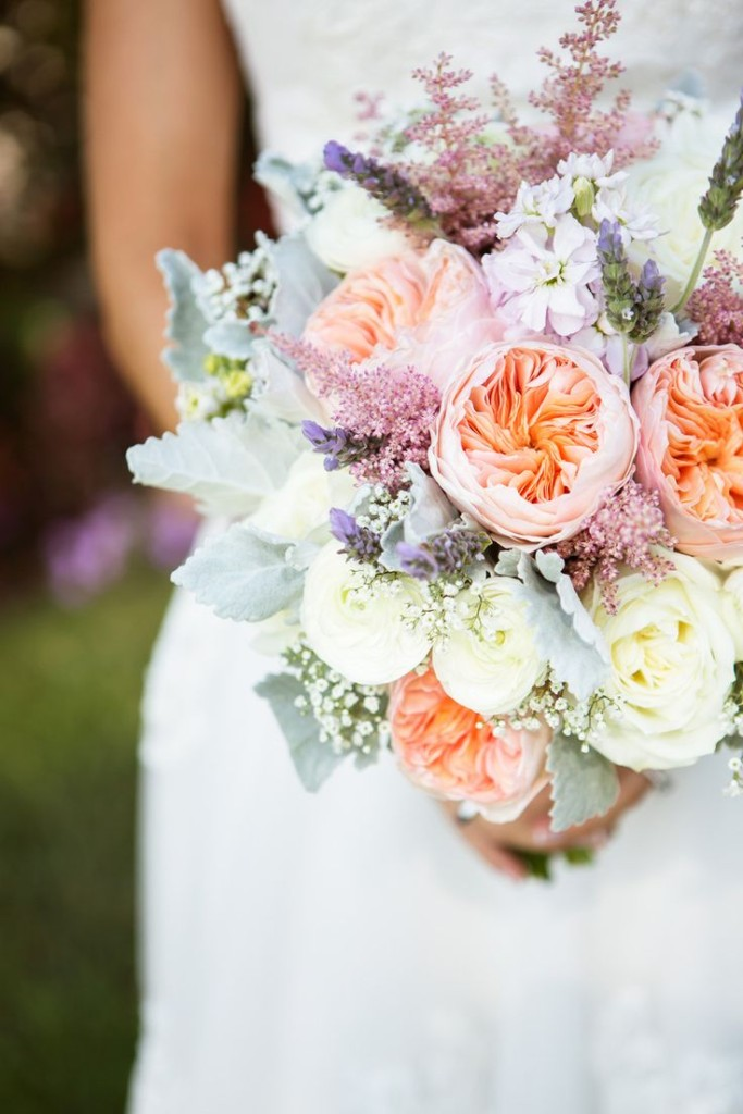 Wedding Philippines - 30 Stunning Mixed Pastel Wedding Bride Bouquet Flower Ideas (14)