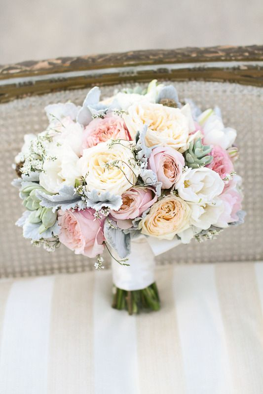 Wedding Philippines - 30 Stunning Mixed Pastel Wedding Bride Bouquet Flower Ideas (22)