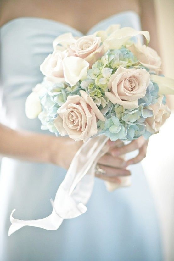 Wedding Philippines - 30 Stunning Mixed Pastel Wedding Bride Bouquet Flower Ideas (30)