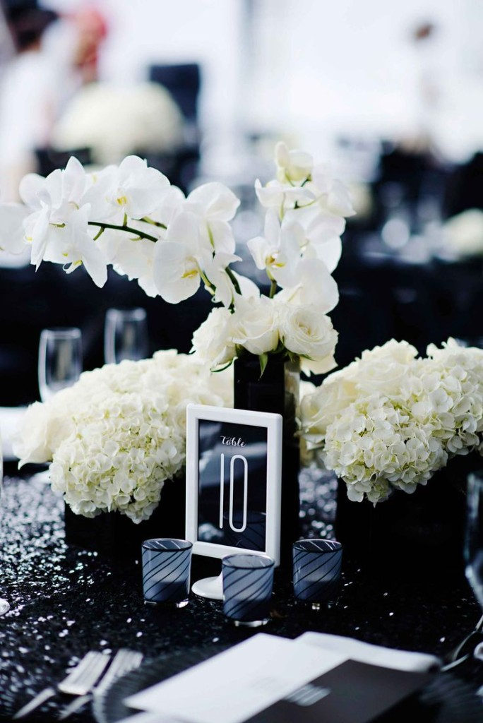 Wedding Philippines - 47 Black and White Wedding Ideas (13)