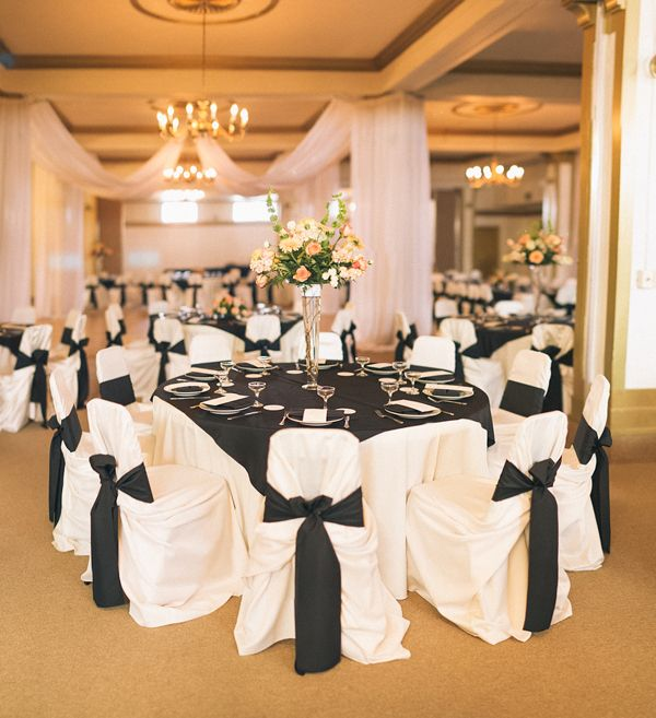 47 Awesome Ideas For A Black And White Wedding