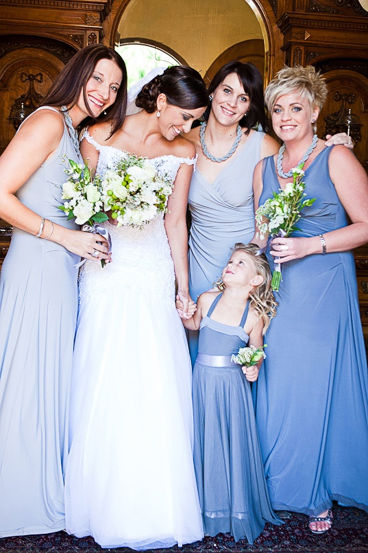 Wedding Philippines - Top 6 Ways to Wear Bridesmaid Dresses - Same Co lor, Different Shades, Different Styles (6)