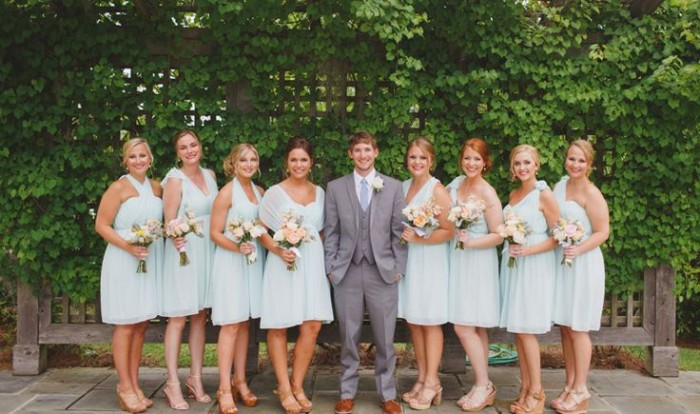 different wedding philippines top 6 ways to wear mismatched bridesmaid dresses same colors different - Bridesmaid Dresses Same Color Different Style