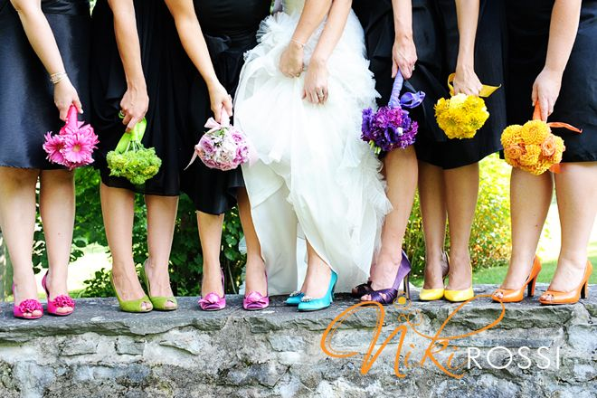 Wedding Philippines - Top 6 Ways to do Mismatched Bridesmaid Dresses (4)