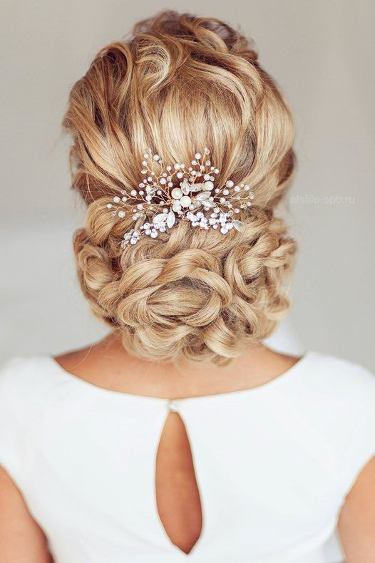 Wedding Philippines - 20 Prettiest Wedding Hairstyles and Updos (12)