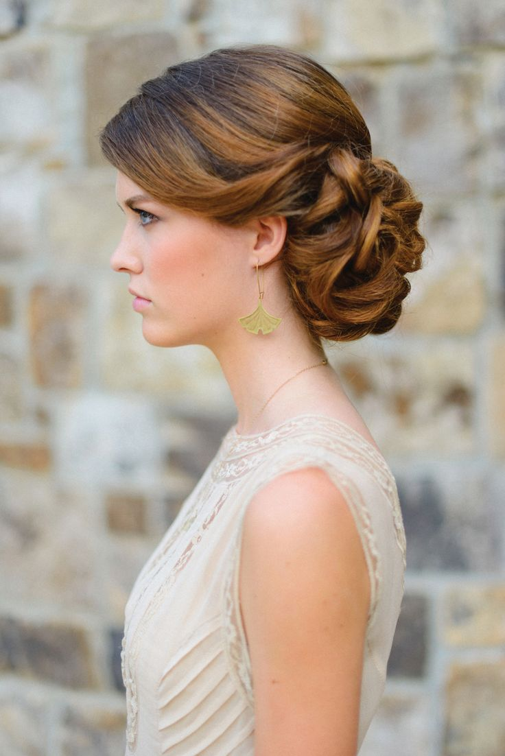 Wedding Philippines - 20 Prettiest Wedding Hairstyles and Updos (13)