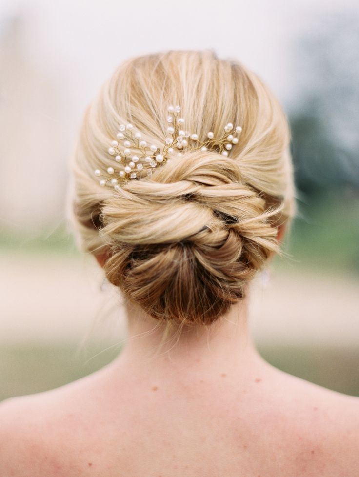 Wedding Philippines - 20 Prettiest Wedding Hairstyles and Updos (15)