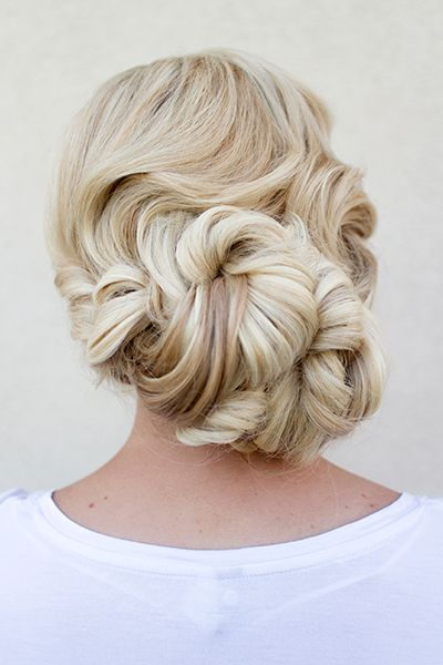 Wedding Philippines - 20 Prettiest Wedding Hairstyles and Updos (17)