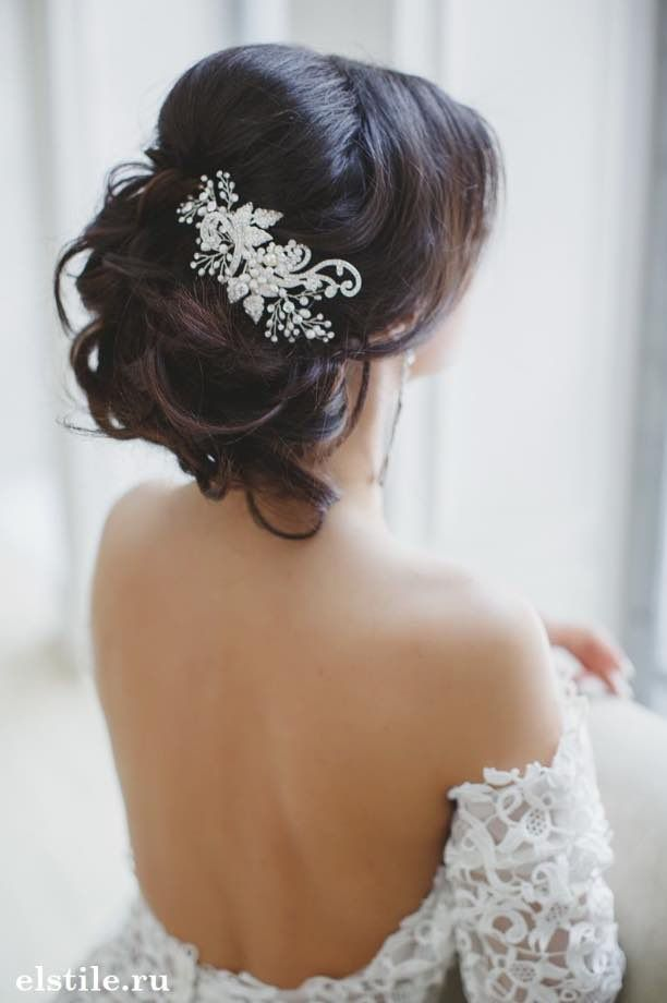Wedding Philippines - 20 Prettiest Wedding Hairstyles and Updos (18)