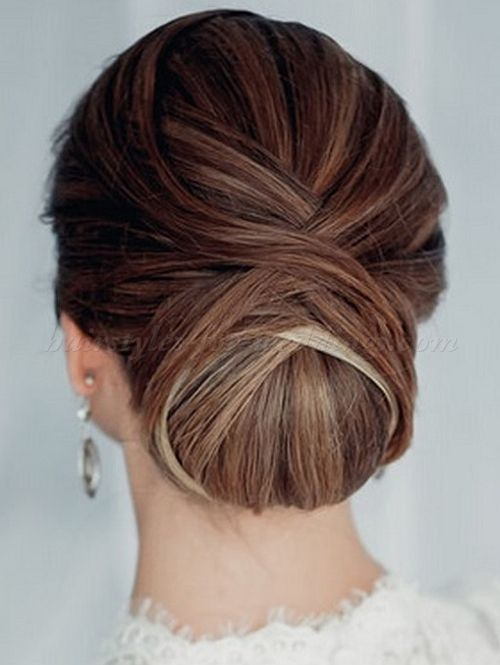 Wedding Philippines - 20 Prettiest Wedding Hairstyles and Updos (2)