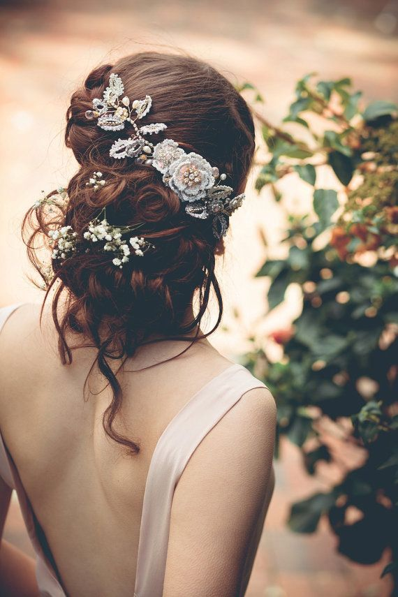 Wedding Philippines - 20 Prettiest Wedding Hairstyles and Updos (3)
