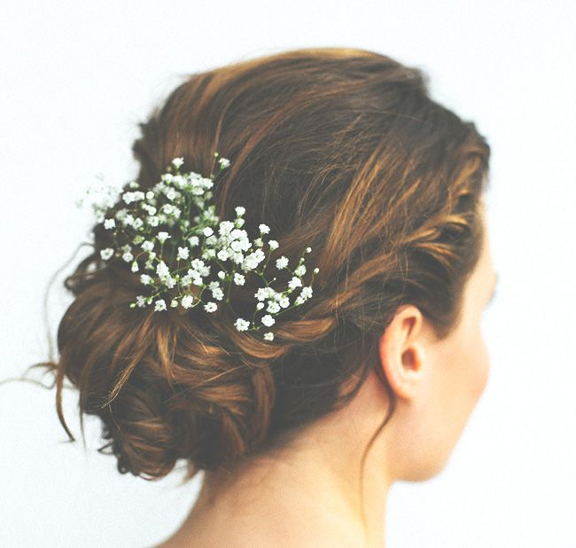 Wedding Philippines - 20 Prettiest Wedding Hairstyles and Updos (4)