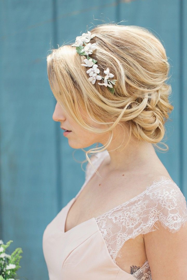 Wedding Philippines - 20 Prettiest Wedding Hairstyles and Updos (5)