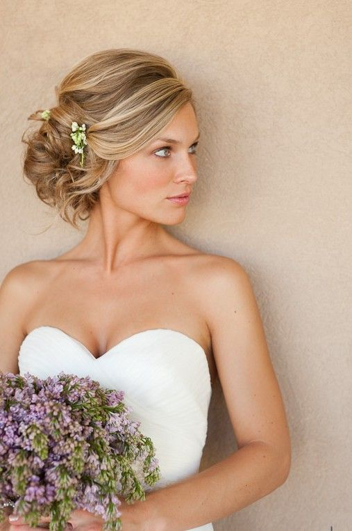 Wedding Philippines - 20 Prettiest Wedding Hairstyles and Updos (6)
