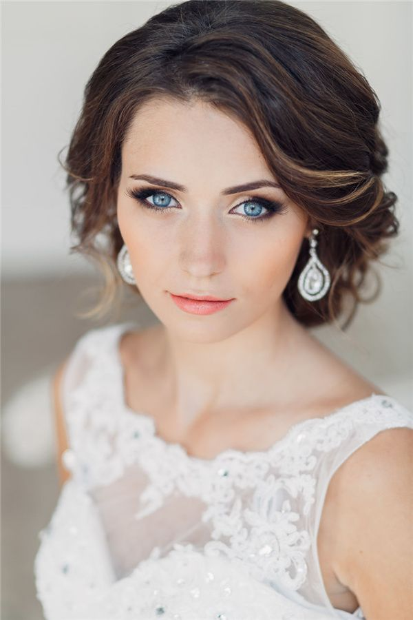 Wedding Philippines - 20 Prettiest Wedding Hairstyles and Updos (7)