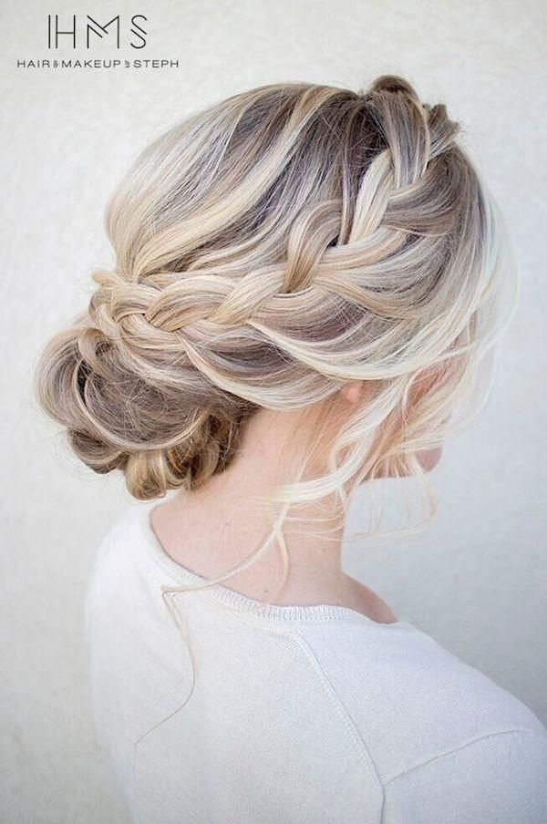 Top 20 Fabulous Updo Wedding Hairstyles: 20 Prettiest Wedding Hairstyles And Updos