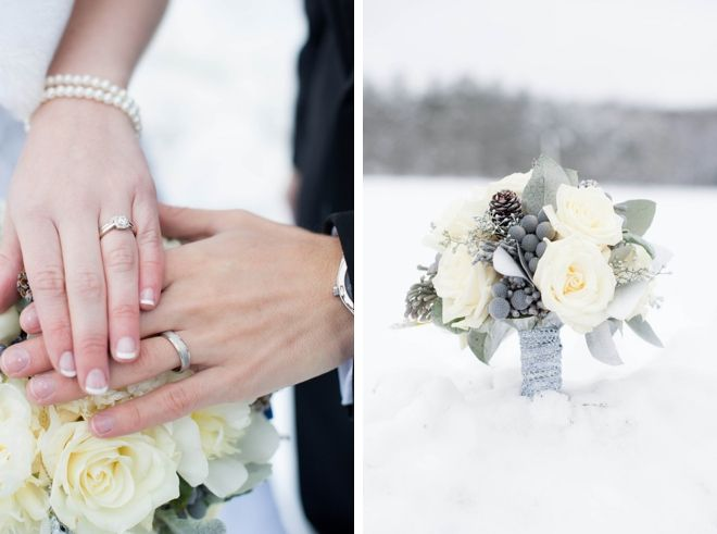 Wedding Philippines - Silver Winter Wedding Ideas Inspiration 05