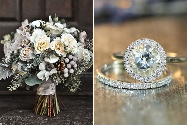 Wedding Philippines - Silver Winter Wedding Ideas Inspiration 11