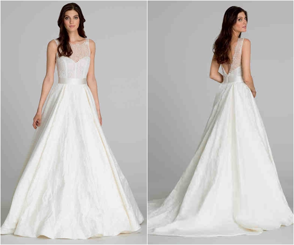 Wedding Principal Sponsors Gown: Tara Keely Fall 2015 Bridal Collection