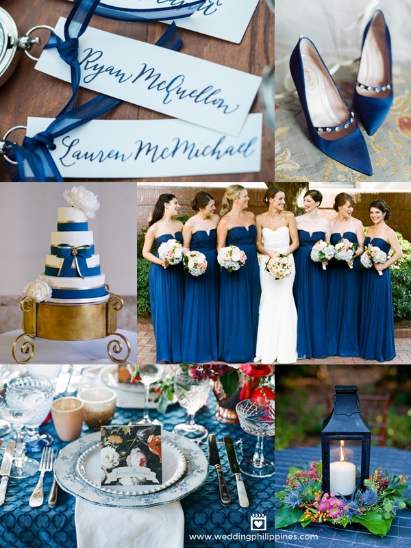 Wedding Philippines - Weddings by Color - Snorkel Blue 01