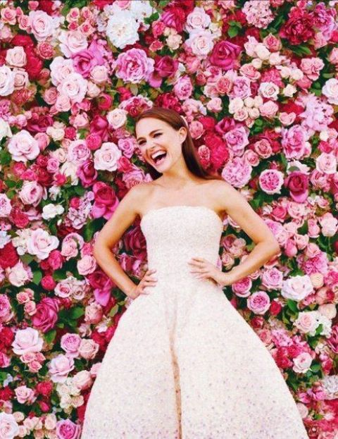 Wedding Philippines - 18 Stunning Floral Photo Backdrops Background Ideas (1)