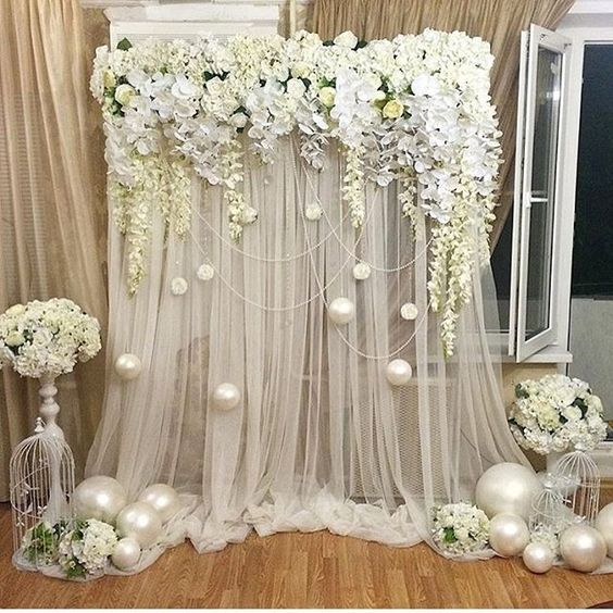 photo booth background ideas for spring - 18 Stunning Floral Backdrop Ideas Wedding Philippines