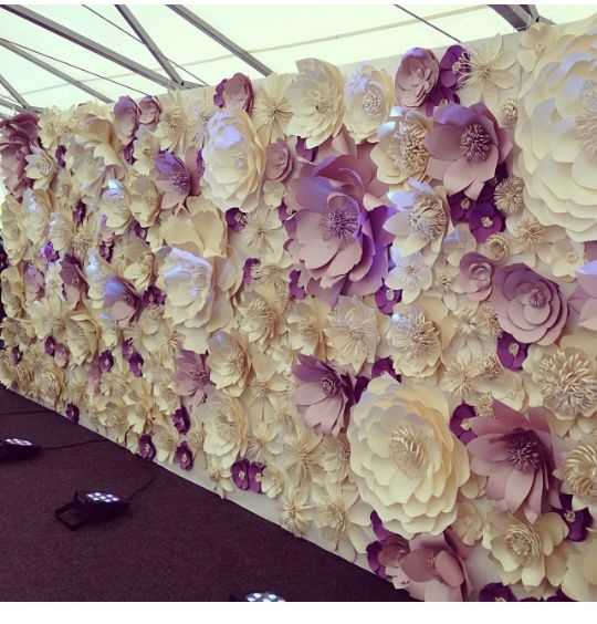 Wedding Philippines - 18 Stunning Floral Photo Backdrops Background Ideas (12)