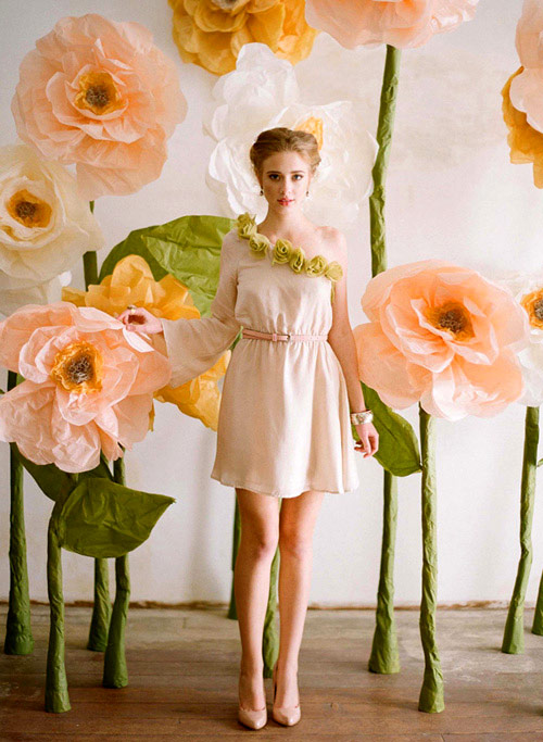 Wedding Philippines - 18 Stunning Floral Photo Backdrops Background Ideas (7)
